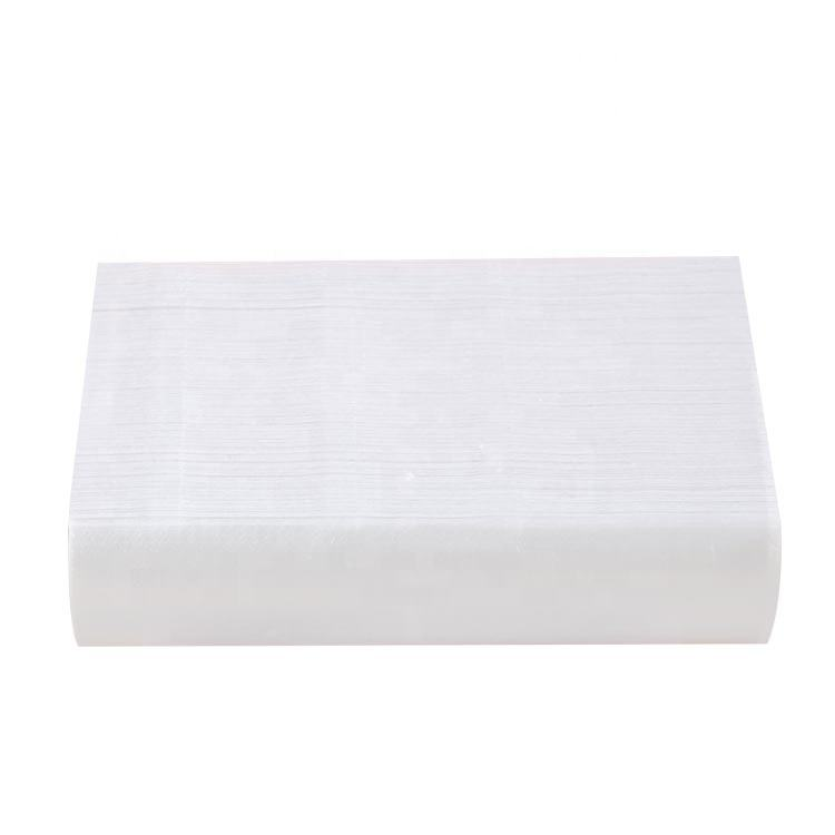 Hotel Application 1 Ply Virgin Paper Hand Towels Compact Fold Hand Towel Paper