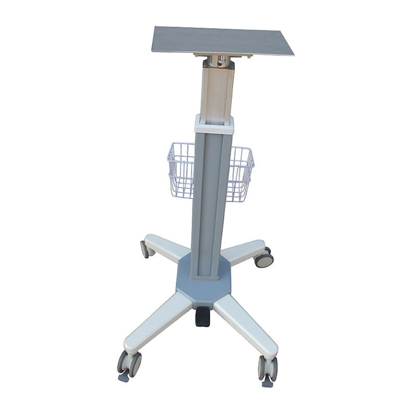 Factory direct sale patient monitor trolley for hospital use