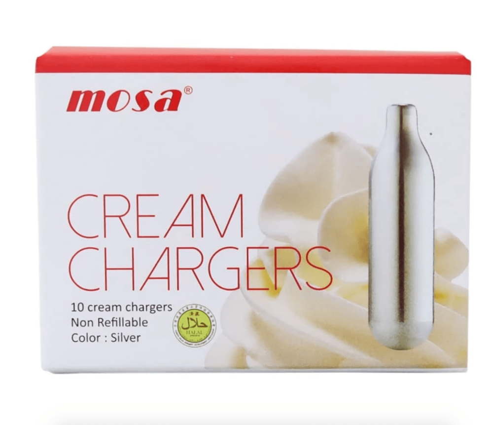 Mosa 8G N2O Crema Caricabatterie