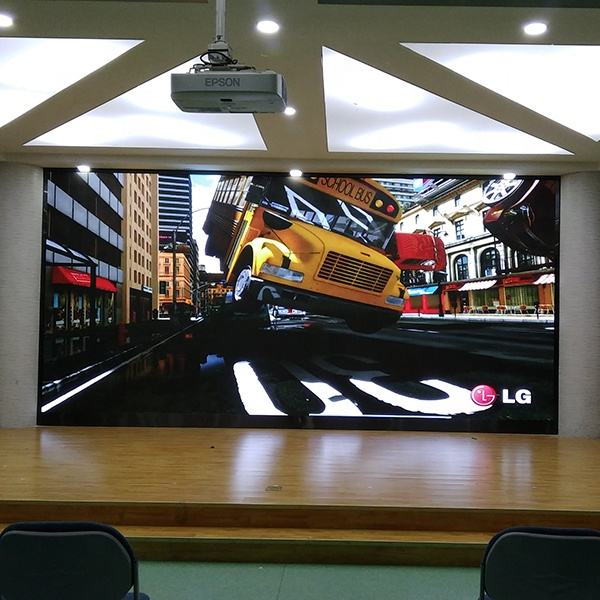 p4 stage module indoor advertising tv Panel led display video wall for church
