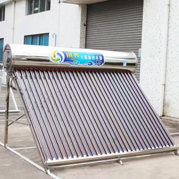 100L / 200L / 300L Professional high quality heat pipe compact pressure 150 liter solar hot water heater SWH-15011