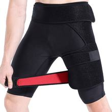 Breathable Sports Thigh Protector Leg Joint Support