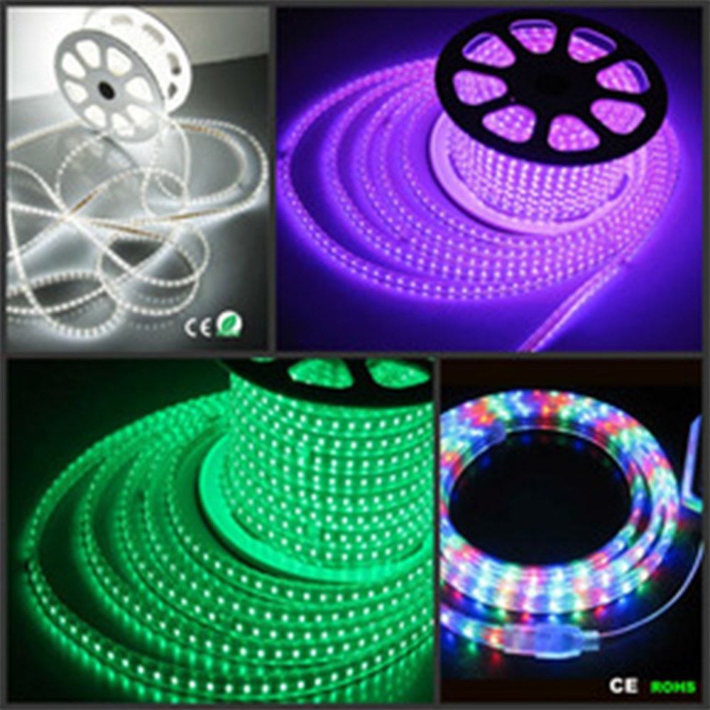 Large Supply Of Sunlight Lighting LED Strip Lamp Decoration High Quality PPA 5050 RGBW White LED