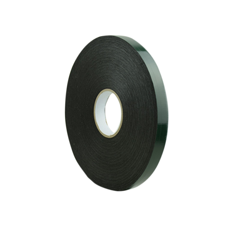 High temperature resistance anti vibration 1mm thick auto double sided PE mounting foam spacer self adhesive tape