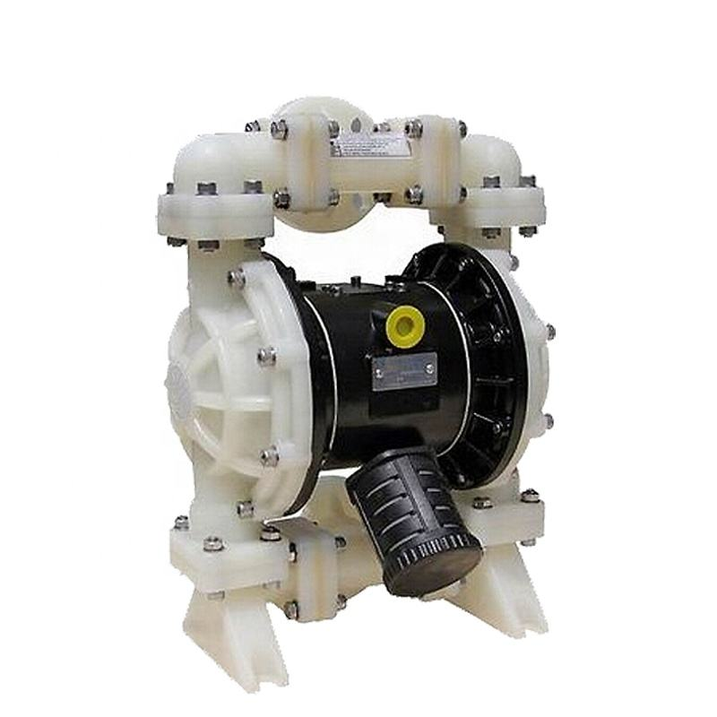 QBK Pneumatic Air Operated Double Diaphragm Membrane Pump Direct from factory