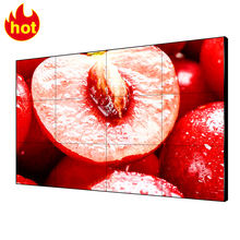 Factory outlet high quality 65 inch 1080p 500 nits wide screen advertising tv led video wall