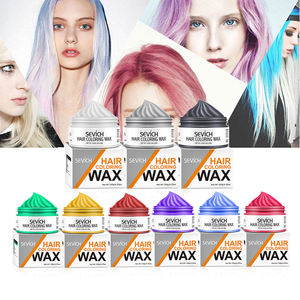 Private Label Available Extreme Hold Hair Care Products Pomade Hair Color Wax