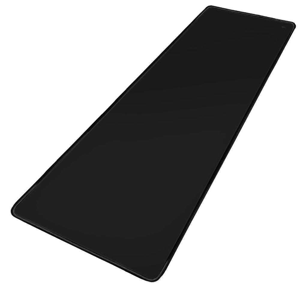 Xxl Black Large Personality Thickening Desk Pad Keyboard Pad 4 Color Locking Edge Mouse Pad
