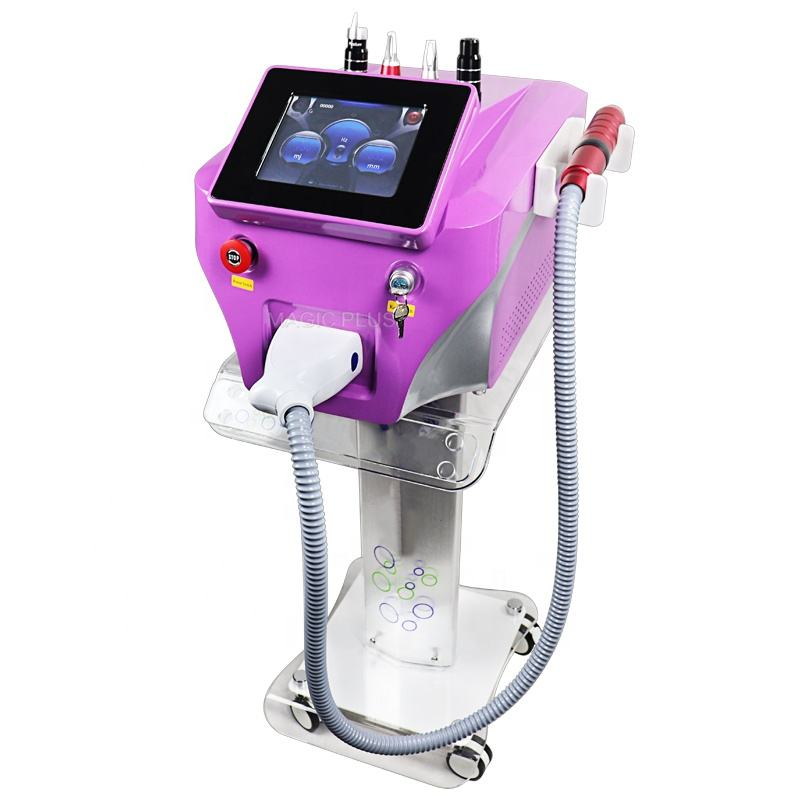 Magic Plus Best Prices ND Yag Laser Carbon Laser Peel Tattoo Removal Machine
