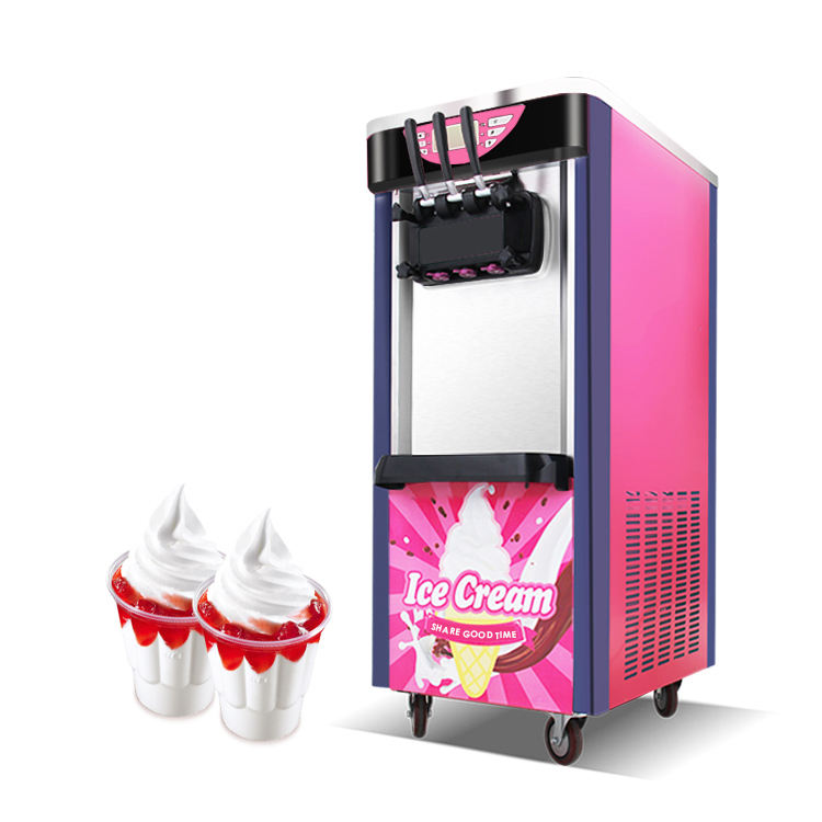 cheap cup filling yogurt soft ice cream making machines for sale