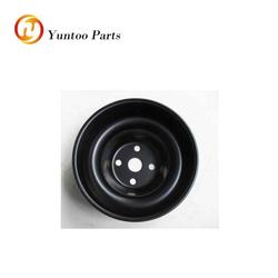 fan pulley for vehicle bus engine