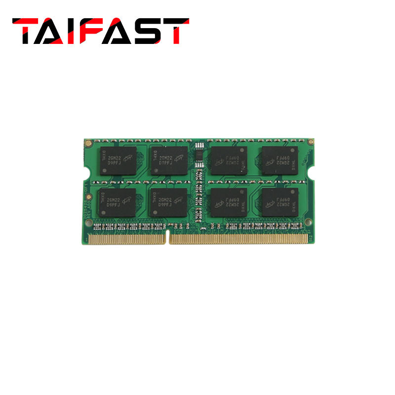 Taifast DDR3L 4GB /8G /16G RAM 1333 1600 1866MHz PC3 10600S 1.35V Laptop PC DIMM Memory 204pins For Laptop Notebook
