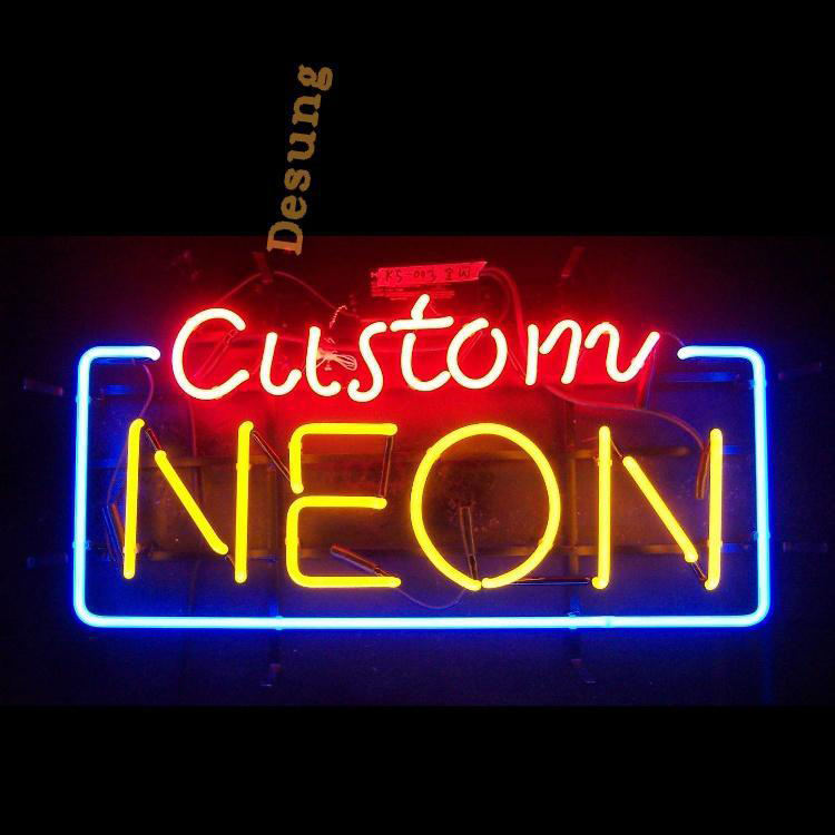 Custom Made Creative Alien Led Neon Sign With Transformer