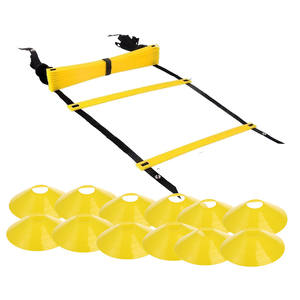 Factory Price Low MOQ Soccer Football Training Speed Power Agility Ladder Set