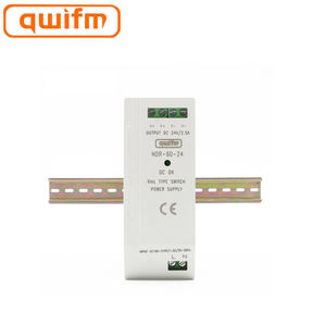 Hot Sale NDR Seri 60W 12V DIN Rail Switch Power Supply