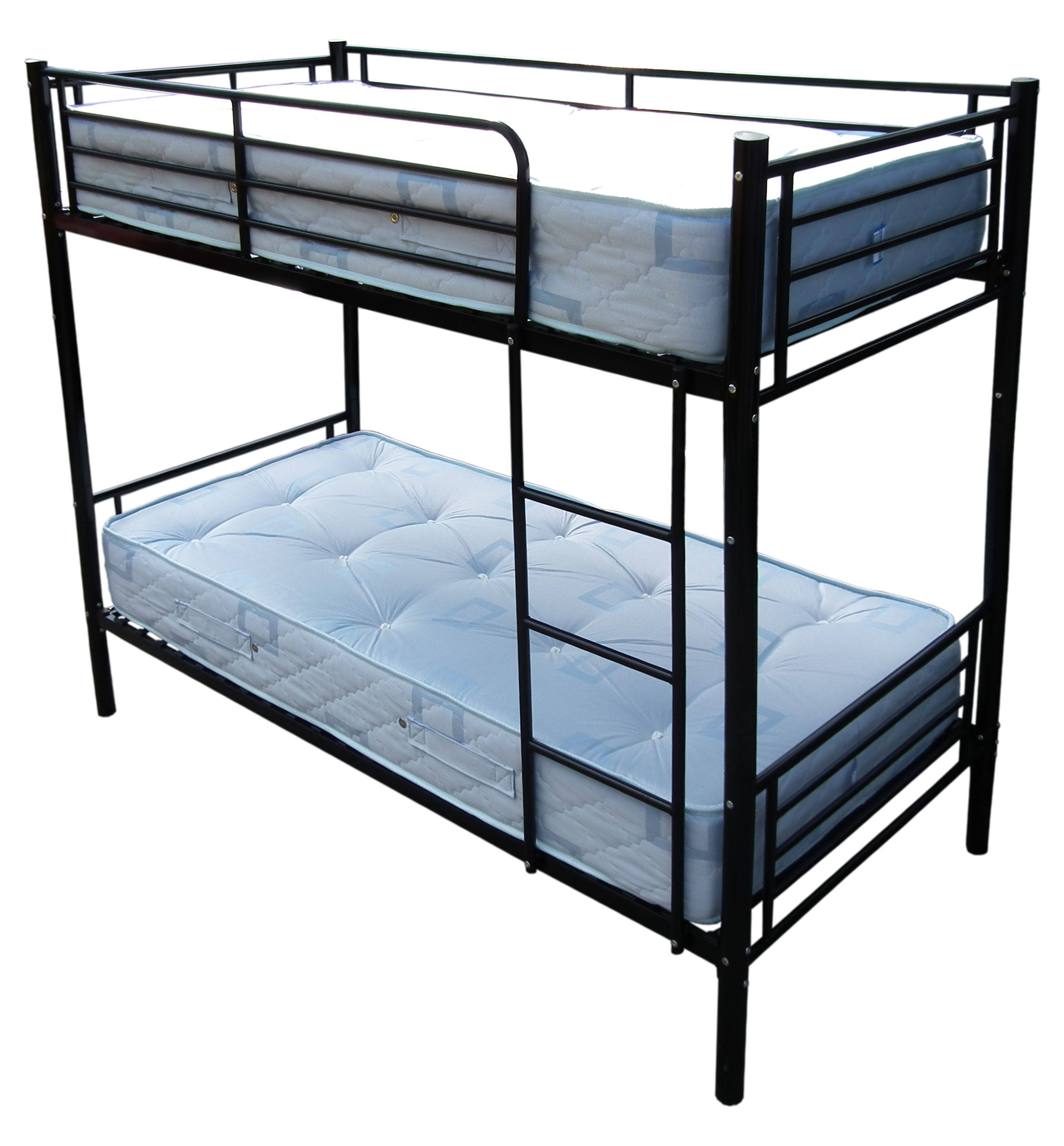 School Hostel Metal bed Furniture Dormitory Space Saving Modern Folding Bunk Bed