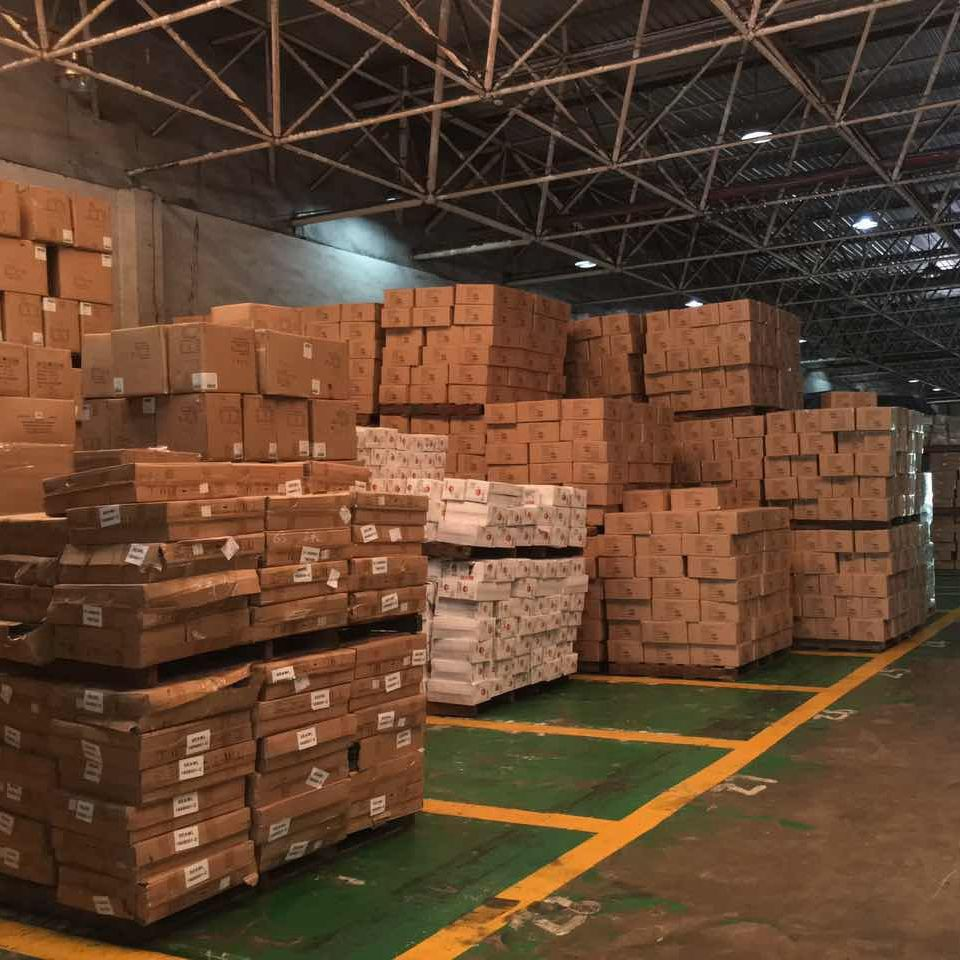 received FBA cargo send to usa warehouse provide label/repackage/deliver service