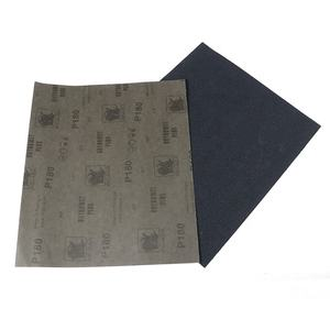 Sandpaper Sandpaper Price P60-P2000 Rhynowet Indasa Sandpaper Silicon Carbide Water Proof Latex Paper