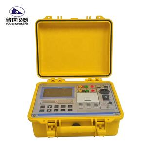 3 phase ttr tester transformer turns ratio meter
