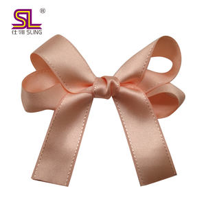 Wholesale Gift Packing Decorative Satin Ribbon Bow