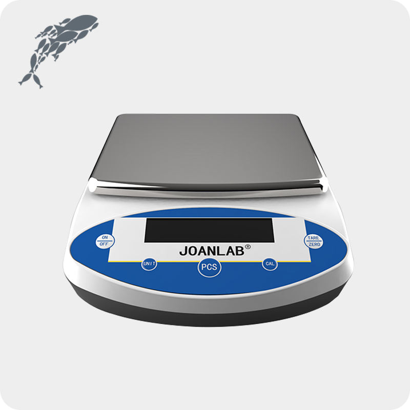 Joanlab 10kg*0.1g Accuracy Industrial Digital Weighing Parts Electronic Counting Scale Analytical Balance