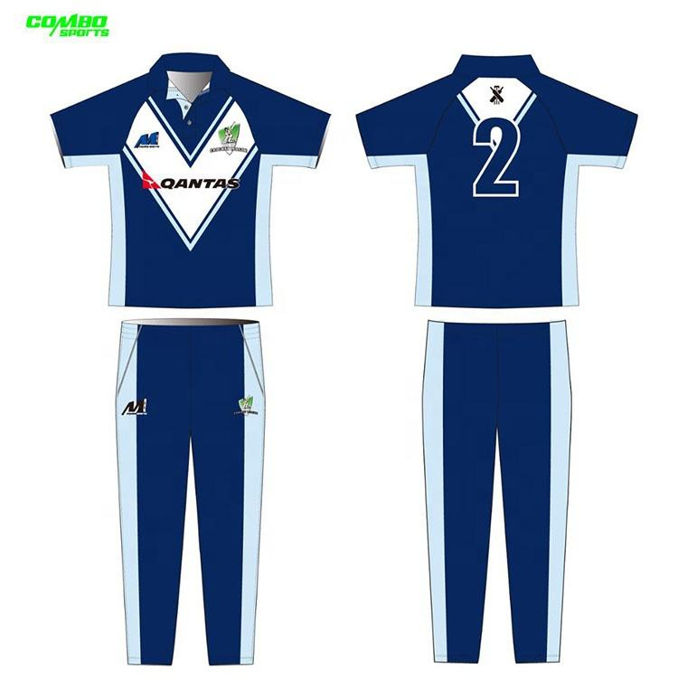 <span class=keywords><strong>Sublimation</strong></span> uniformes <span class=keywords><strong>de</strong></span> <span class=keywords><strong>Cricket</strong></span>