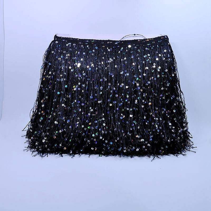 New Product 20CM Sequins Fringe TasselためDress Accessories