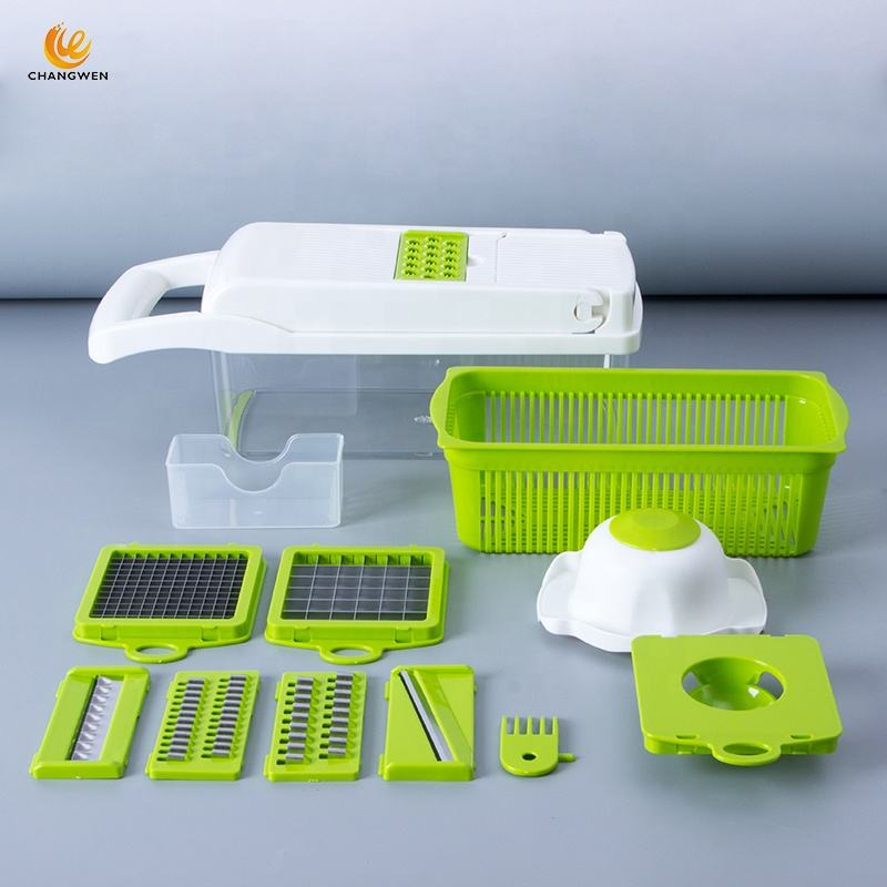 Kitchen Accessories Multifunction Fruit and Vegetable Chopper Slicer potato grater manual Vegetable Cutter