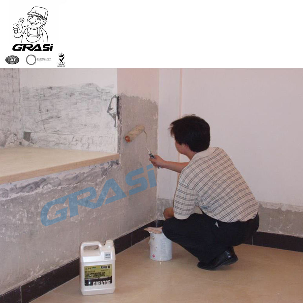 WH6981 Breathable non toxic waterproofing nano silicone compound for concrete