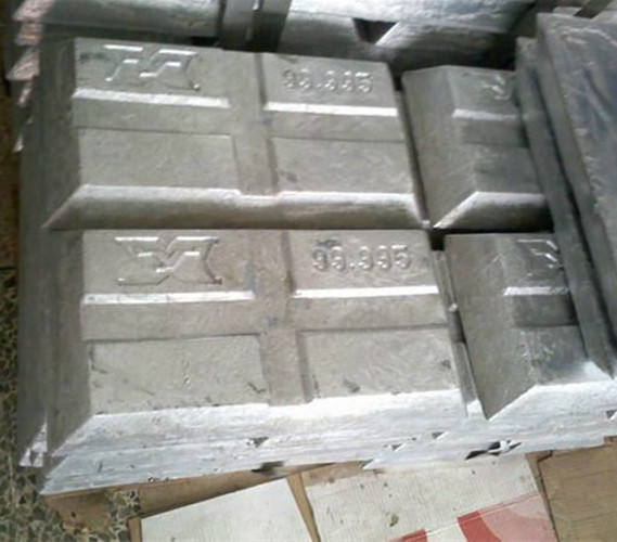 Factory Price Buy High Purity Zinc Ingots
