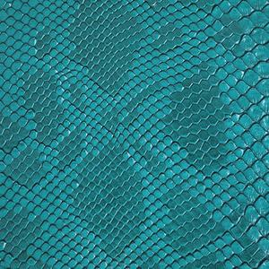 1.6Mm Pvc Kunstmatige Faux Snake Skin Leather Voor Maken Handtas