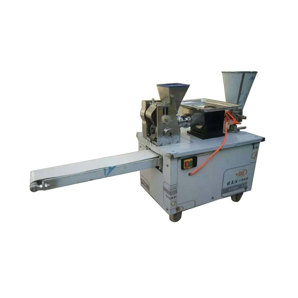 full automatic chinese dumpling machine/samosa making machine/empanada making machine