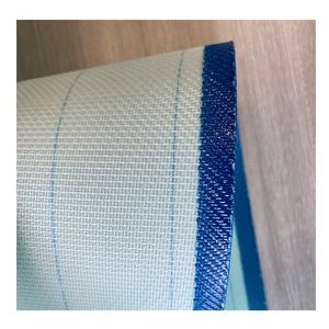 paper mill fabric in 100% polyester fabric/paper mill forming fabric best quality