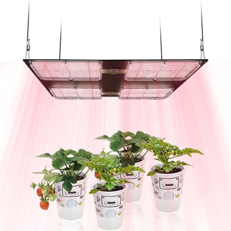 Newest 660nm 650 650W Horticulture Led Grow Light For Indoor Plants、Meijiu Samsung LM301B Hydroponic Full S Led Grow