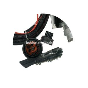 Custom Automotive Wiring Harness and Mechanical ISOBUS Control Cable Assemblies