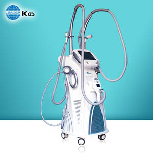 KES 5 Handles Velashape Liposuction Machine /Velashape Machine Price /Portable and Vertical Velashape