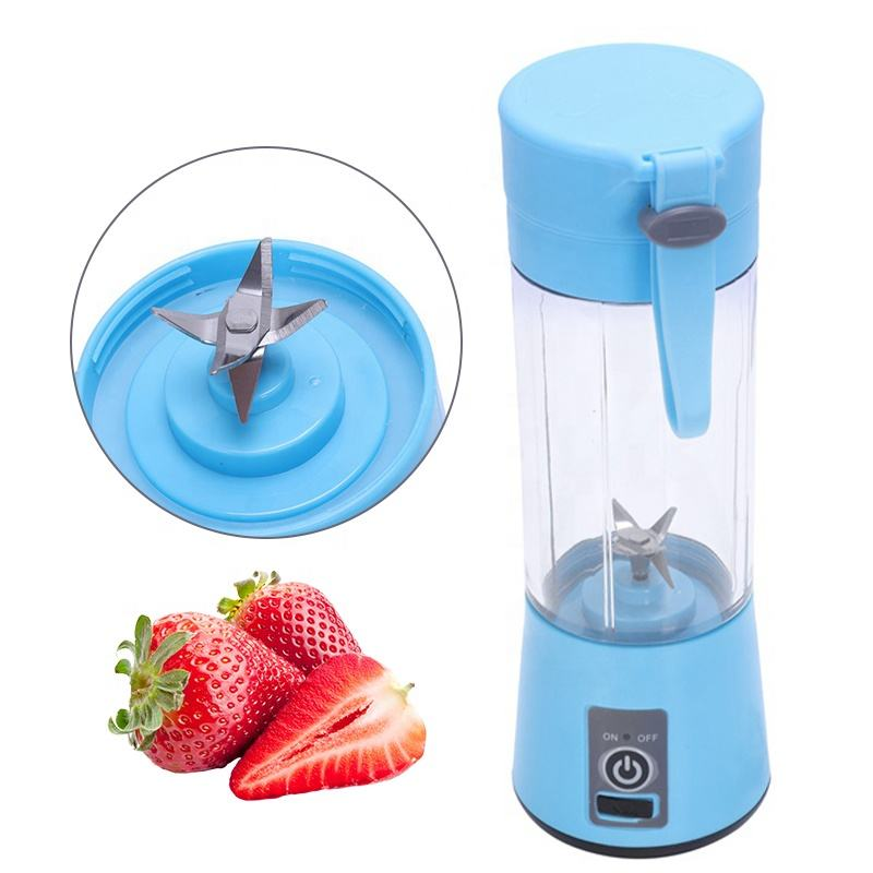 2020 Wholesale Private Label Portable Mini USB Electric Automatic Juicer Blender