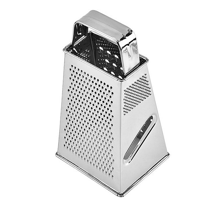 Small 4 sides multi-function Stainless Steel vegetable slicer grater box slicer for kichen tool