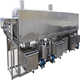 fully automatic fruit in syrup canning line