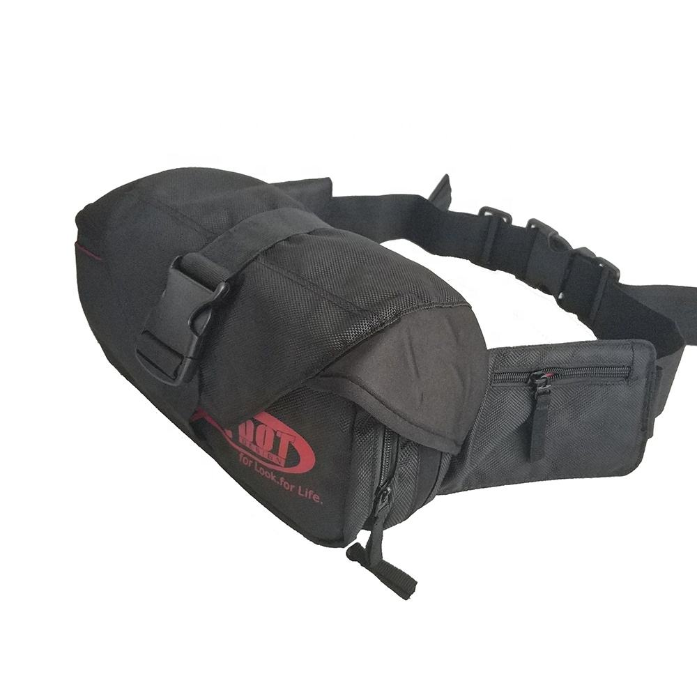 CUCYMA New Geometric Custom Tactical Waterproof Waist Bag Fanny Pack Running Sport Waist Bag