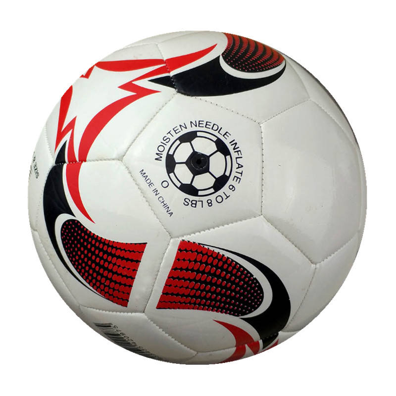 32 faces machine stitched fine quality 4mm TPU Soccer ball with personalized logo
