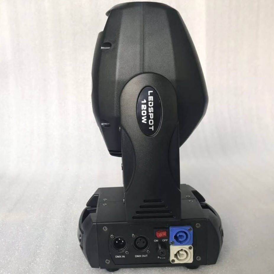 Professional Stage Lighting LED Gobo Projector LED Spot Moving Head Light 120W