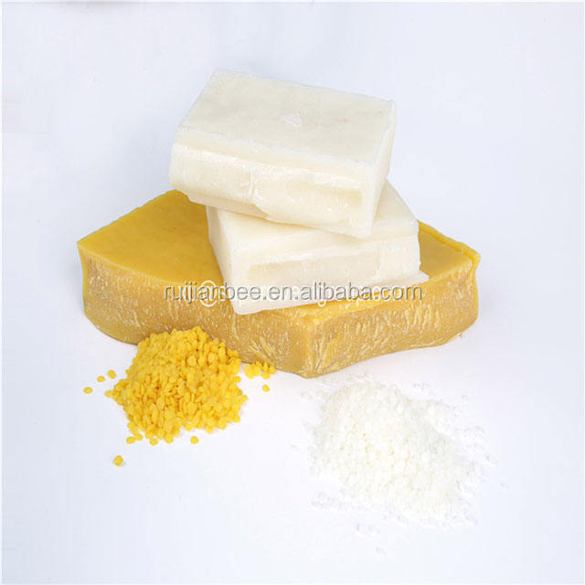100% Pure Natural Beeswax for bee wax foundation sheet
