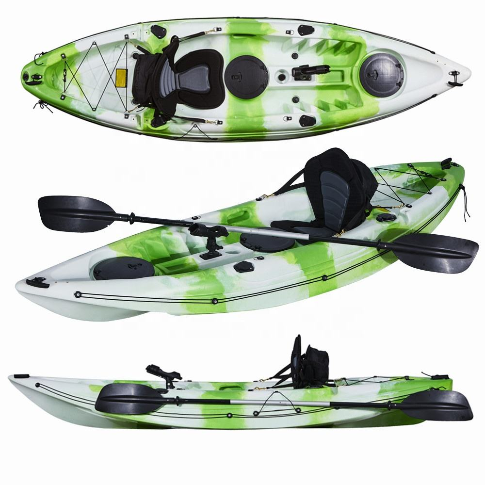 Single person plastic kayak/sea kayak china/kayaks for sale
