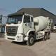 Concrete Mixer Truck Price Concrete Mixer Truck Price High Efficiency 8 Cubic Meters Concrete Mixer Truck Price