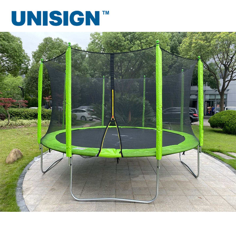 8ft 10ft 12ft Fitness Exercise Round Kids Trampoline Outdoor Indoor Trampolines for Jumping