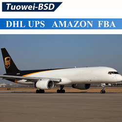 Tuowei-Bsd Shenzhen Air Freight Forwarder Shipping To Belgium