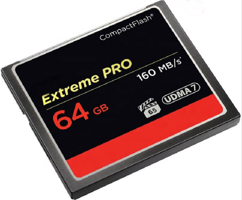 Real Quality Compact Flash CF card 64gb memory card Extreme PRO 1067X 160MB/s for Sandisk