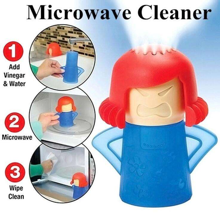 Oven Steam Cleaner Microwave Cleaner Easily Cleans Microwave Oven Steam Cleaner Appliances for The Kitchen Refrigerator cleaning