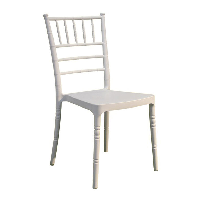 China Cheap White Bulk chivalry Chiavari Tiffany Wedding Chair For Wedding Reception